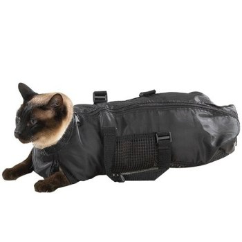 Сумка-фиксатор для ухода за кошками